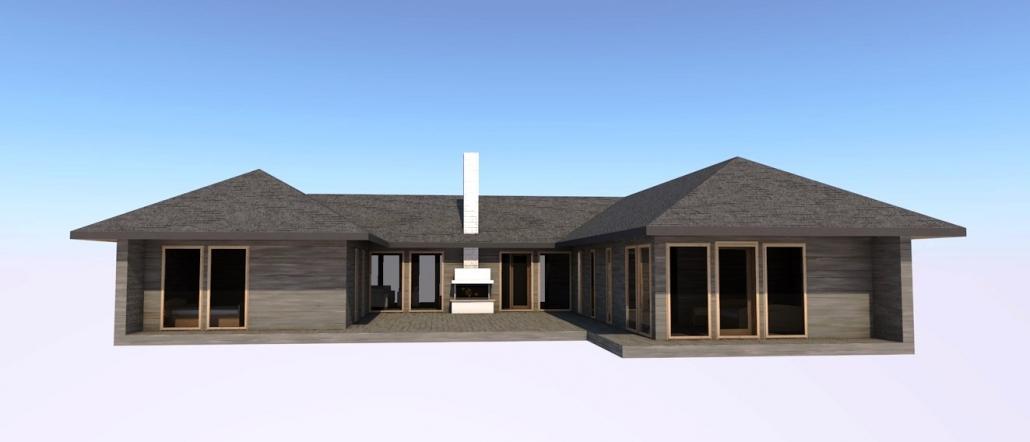 Проект дома Вилла