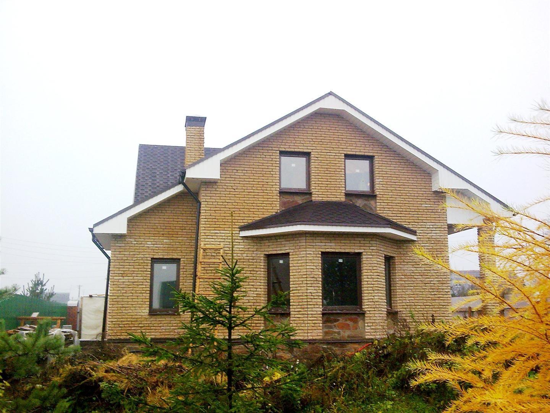 Проект дома с мансардой 1МS-140