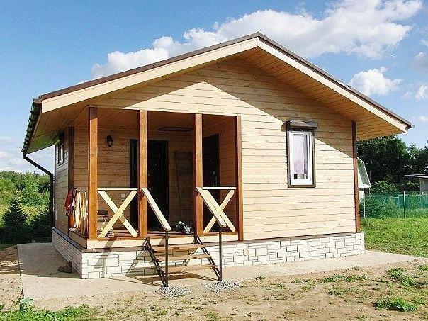 Построить каркасный дом СПб