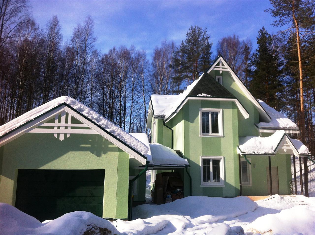 Строительство домов в СПб и ЛО