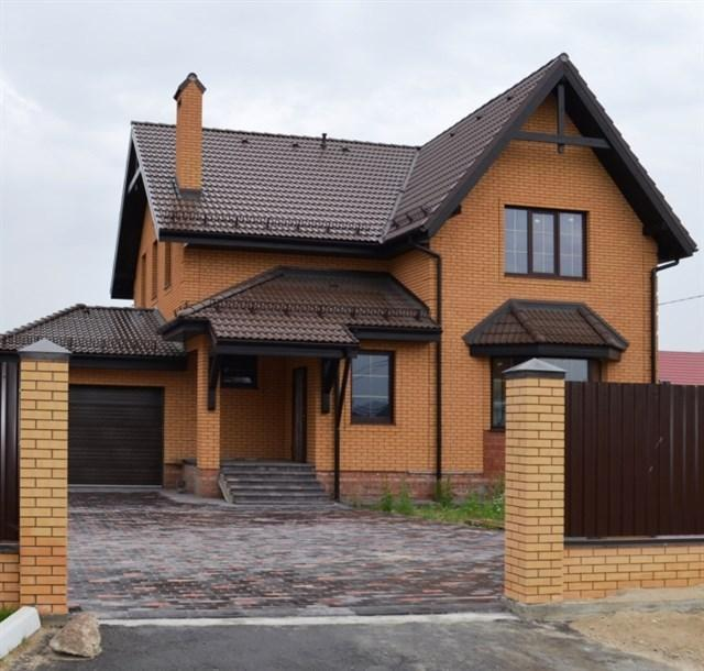 Строительство дома от от 35000 руб за квадратный метр