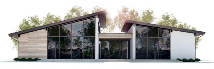 Проект одноэтажного дома бесплатно