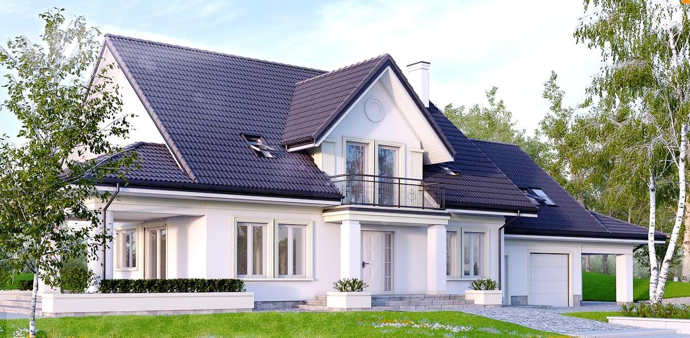 Дом из газобетона или кирпича