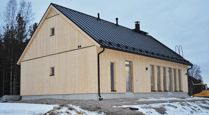Каркасные дома в СПб