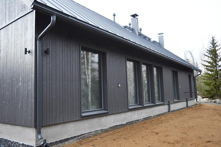 Дом в СПб по финскому проекту